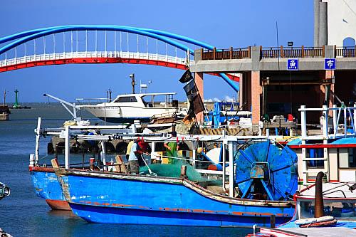 KH60永安漁港-漁船