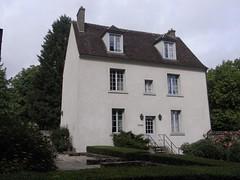 Casa de las Habitaciones del Château Les Mesnuls
