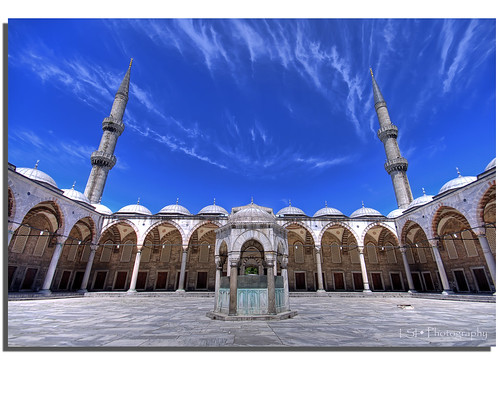 Blue Mosque - IstanBlue  (HDR)