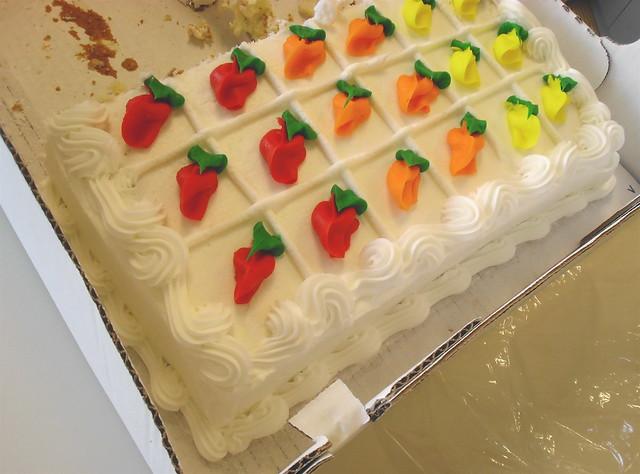 Vanilla Sheet Cake Recipe X