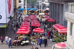 Dolec Market, Zagreb, Croatia
