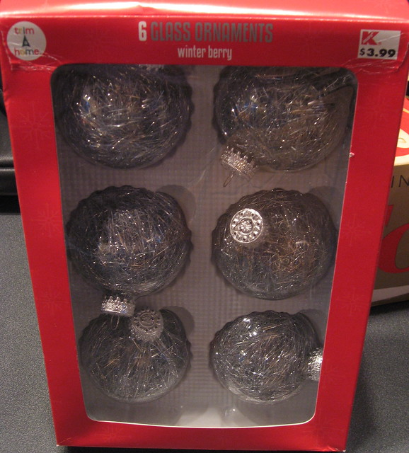 60mm Acrylic Fillable Ball Ornament - Acrylic Fillable Ornaments