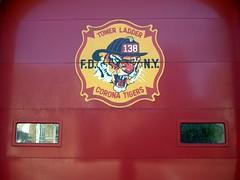 E289 FDNY Firehouse Engine 289 & Ladder 138, Corona, Queens, New York City