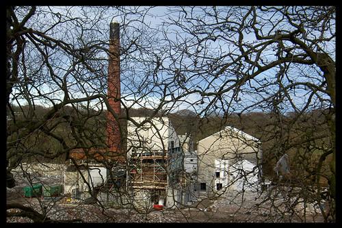 Donside Paper Mill, Aberdeen