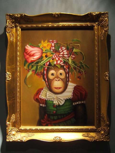 Carmen Miranda Monkey