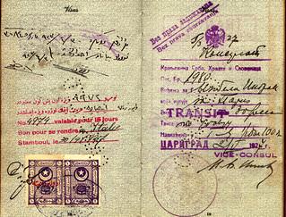 Passport 8