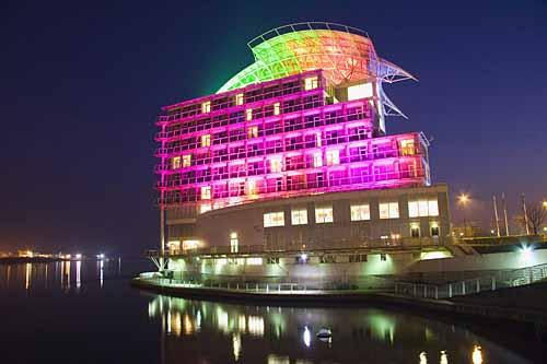 Cardiff Bay St Davids Hotel