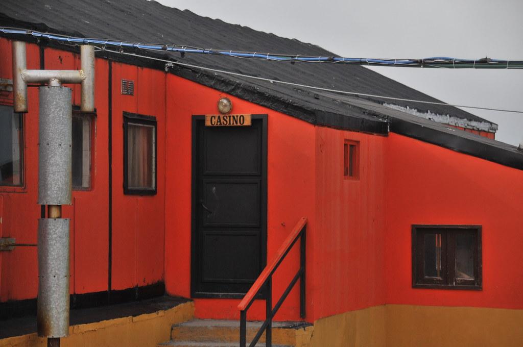 Base Esperanza Antarctica casino