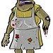 Zombie Lunch Lady