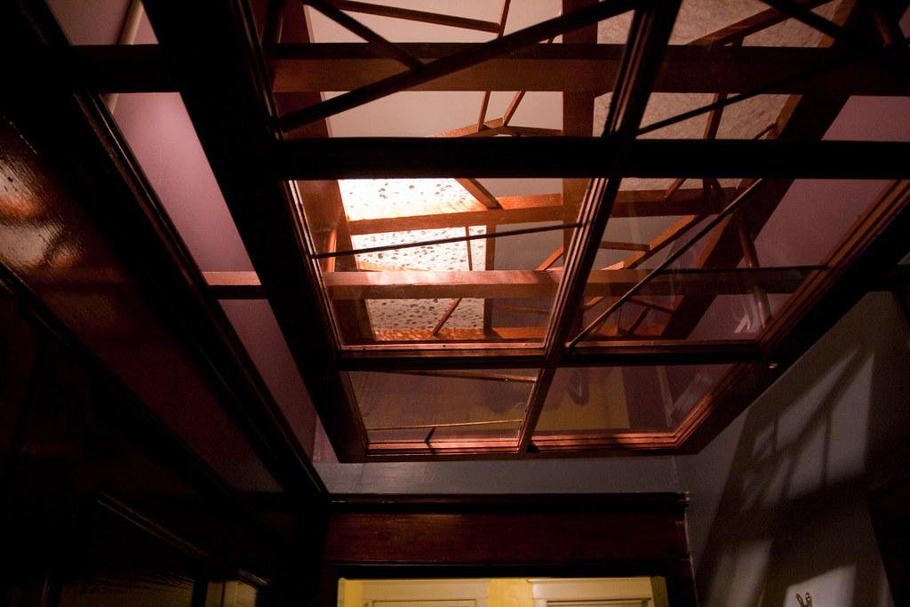 Hallway structure 1