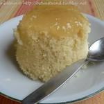 Mini lemon curd sponge puddings