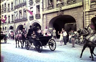 State Visit, Berne-1970