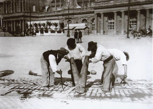1910 2007 Serciaroli alla Stazione Termini