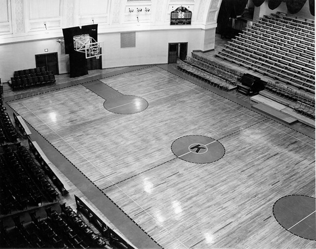 The old basketball court | Flickr - Photo Sharing!