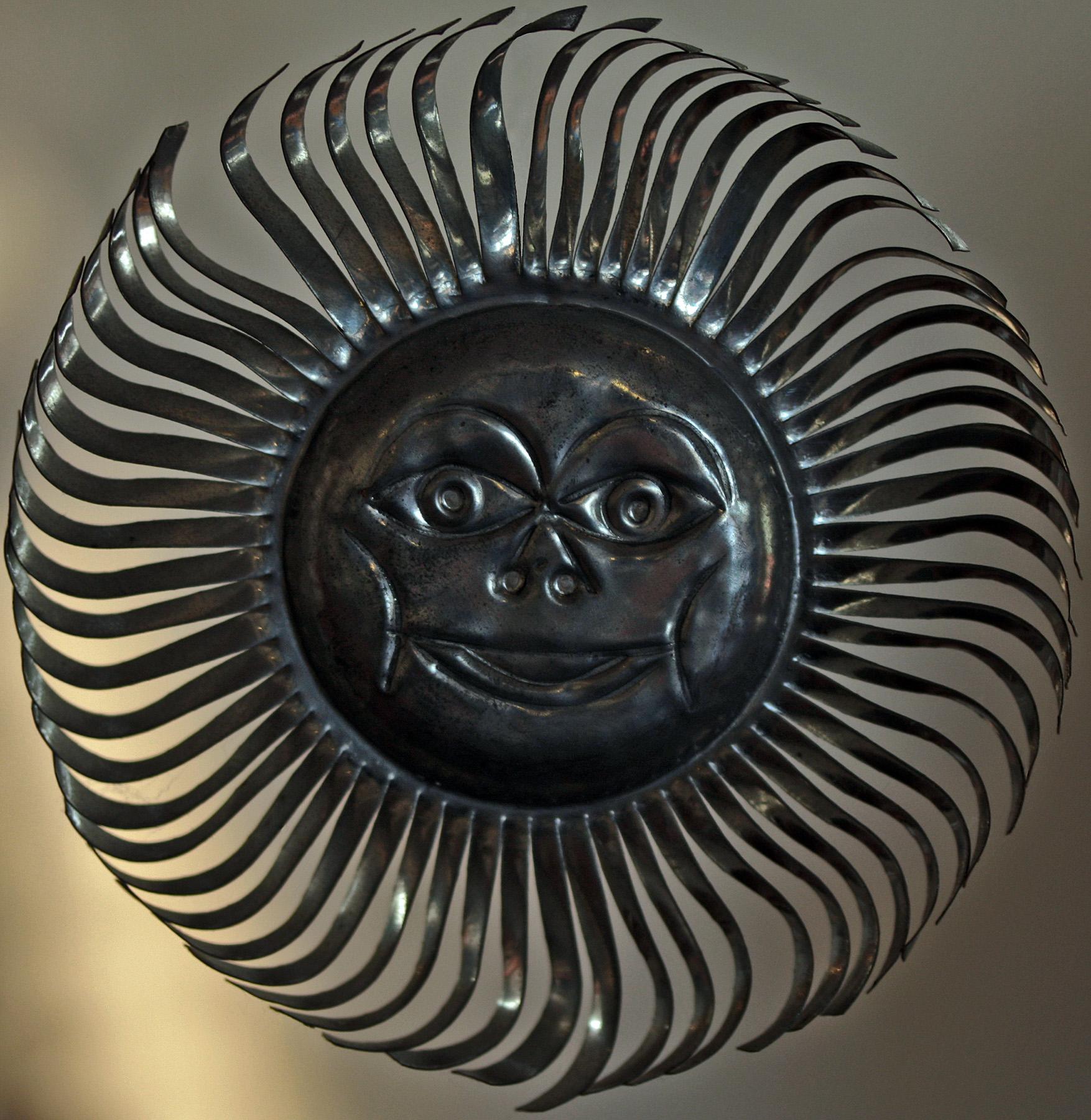 Mexican Sun Graphic Design