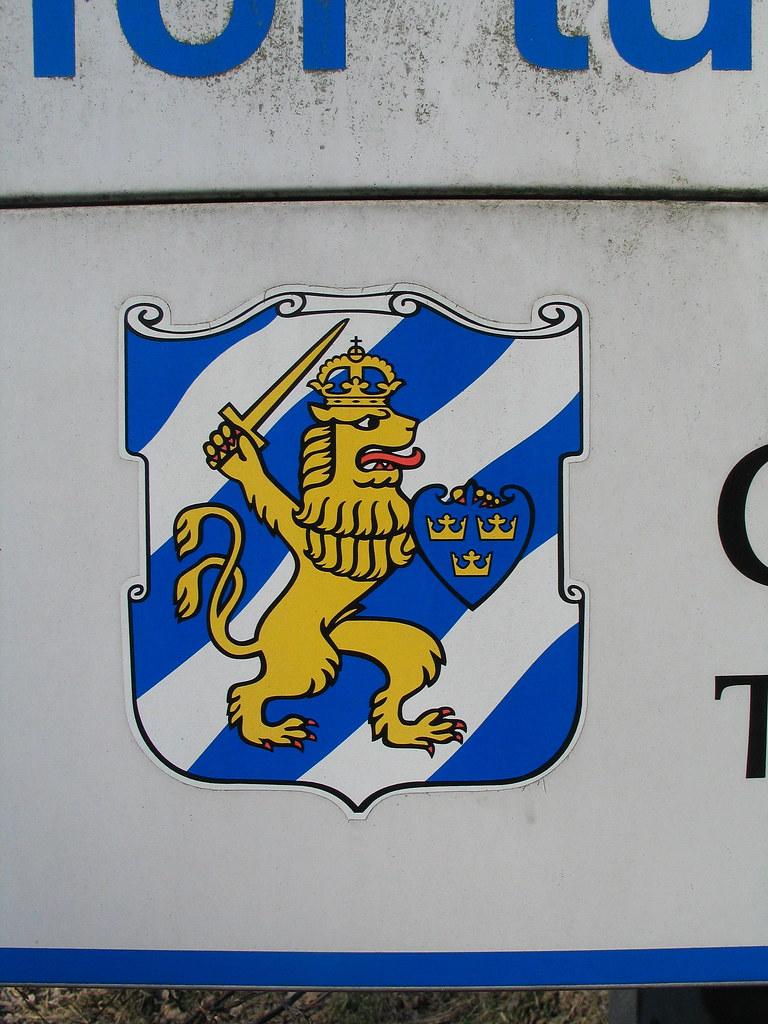 göteborg's coat of arms