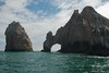 """El Arco"" (the arch) in Cabo San Lucas"