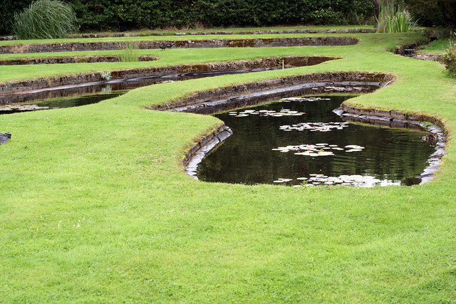 Photo for Garden pond edging