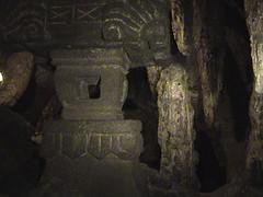 3Dl, Votive Shrine, Queue, Indiana Jones™ Adventure - The Temple of the Forbidden Eye, Adventureland, Disneyland®, Anaheim, California, 2009.02.23 13:33