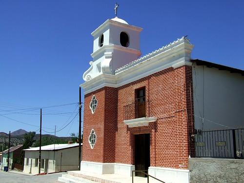 Misión de San Miguel Arcángel de Bacoachi