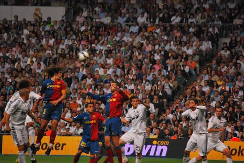 Barça et Real Madrid