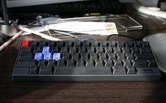 Hacked Portal gun levitates homemade Companion Cubes