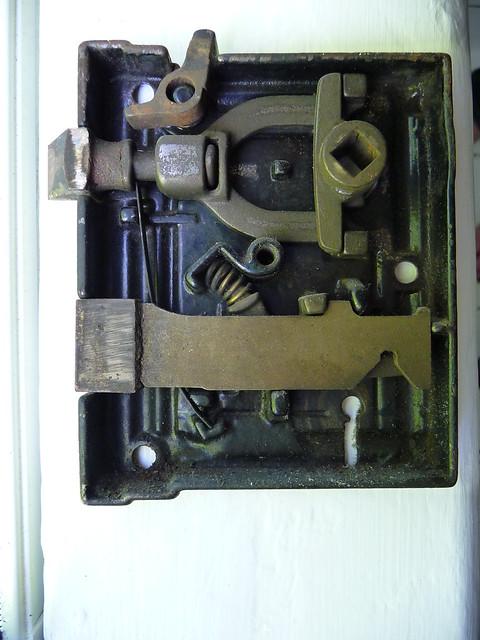 Rim Lock Assembly Flickr Photo Sharing
