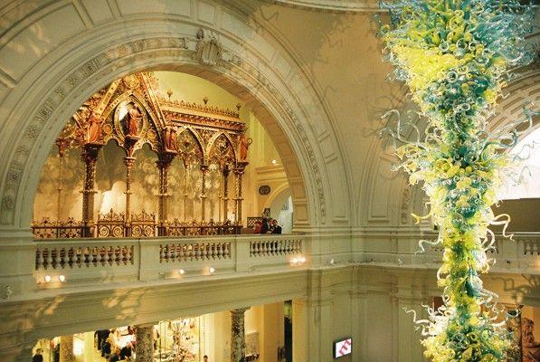 Foyer Museum Victoria : Travel theme interior tvor travels