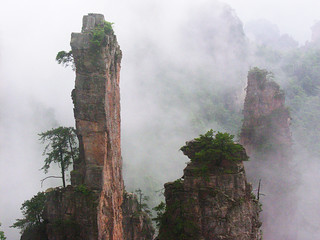 May 12, 2009, 张家界 (Zhangjiajie), China, DSCN2251-2