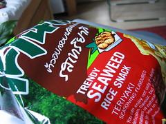Trendy Seaweed Snack