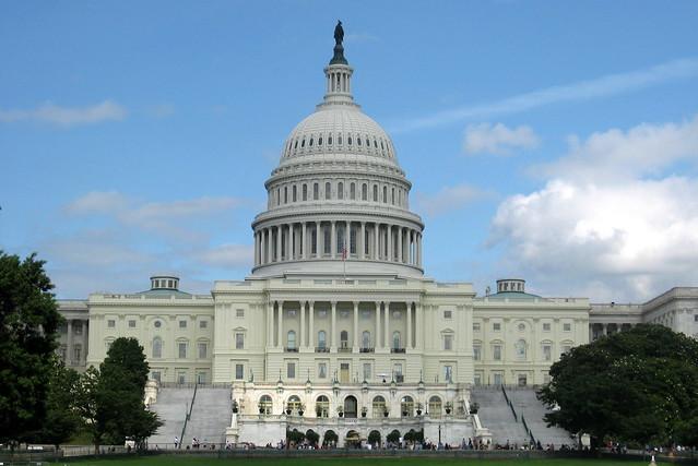 Washington DC - Capitol Hill: United States Capitol ...