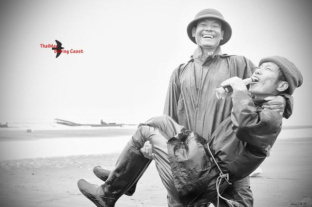 Những người yêu đời-Happy faces-Happy fishing