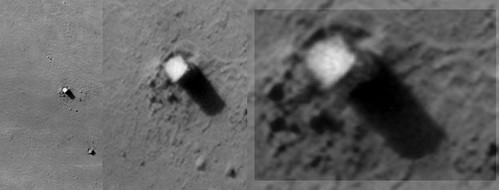 PSP_006737_1265 il monolite di Marte
