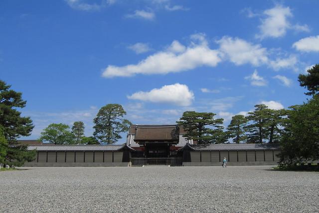 京都御所-建禮門