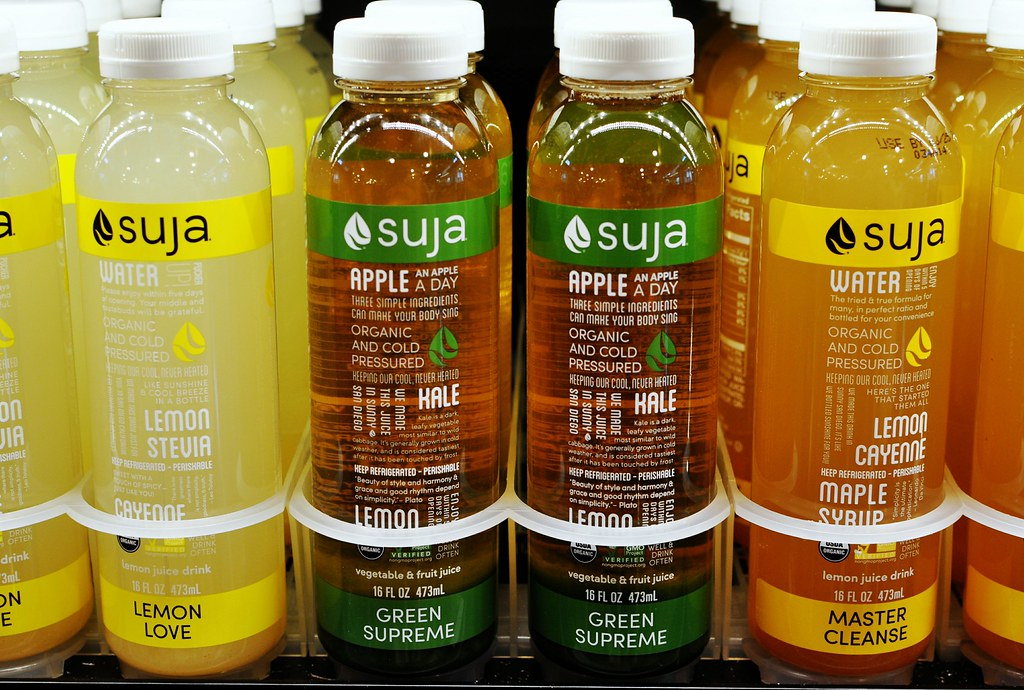 Suja Green Apple