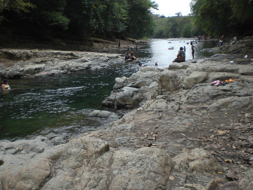 river geotagged lava boquete panamá swimminghole chiriqui cangilones gualaca estí geo:lat=8544329 geo:lon=82299732