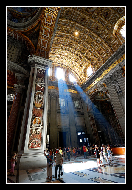 Saint Peter's light