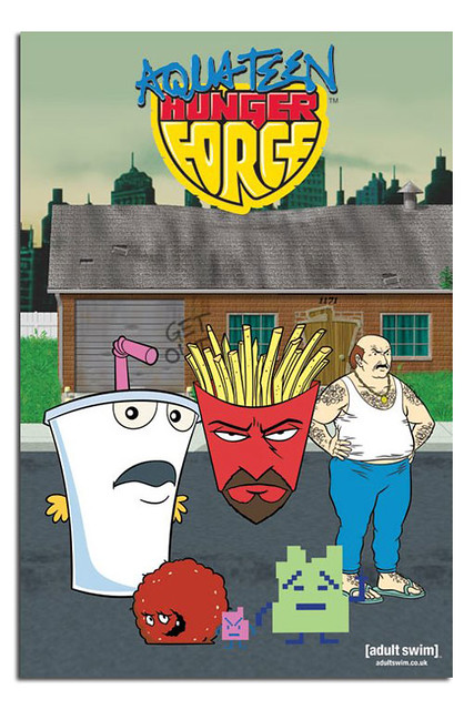 aqua teen hungerforce coloring pages - photo#36