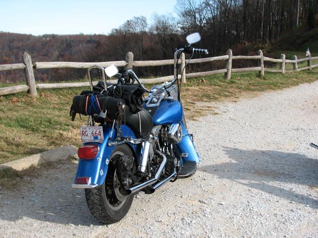 Harley Davidson Flhp Specs