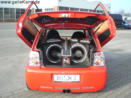 seat arosa tuning sound system flickr photo sharing. Black Bedroom Furniture Sets. Home Design Ideas