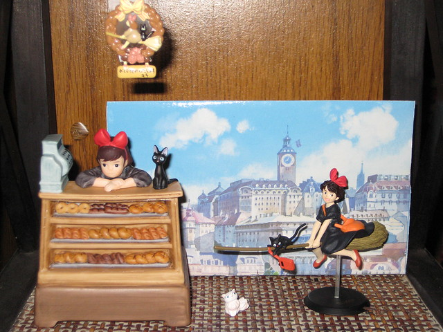 Kikis Delivery Service Bakery Kiki 39 s Delivery Service