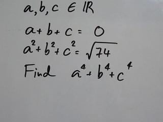 Grade 9th Math problem