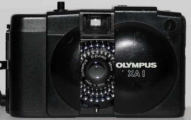 OLYMPUS-XA1