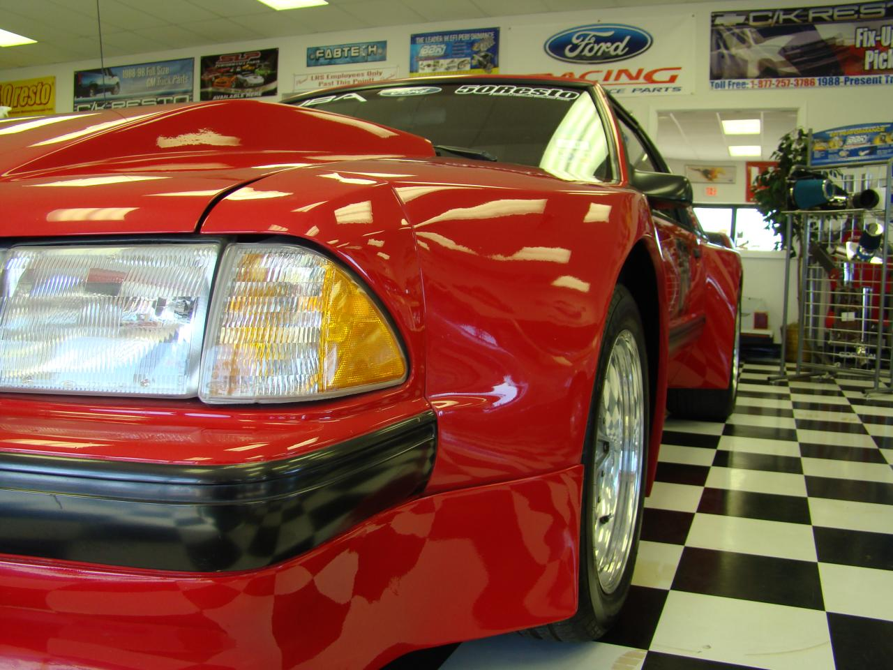 Fox Body Mustang Performance Parts >> JBA Dominator: The History Of The Ultimate Fox Body Mustang
