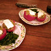 Small photo of Stuffed baked tomatoes with tabbouleh