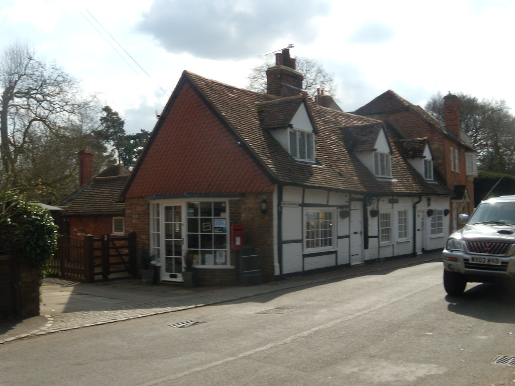 Hurley Post Office Marlow Circular