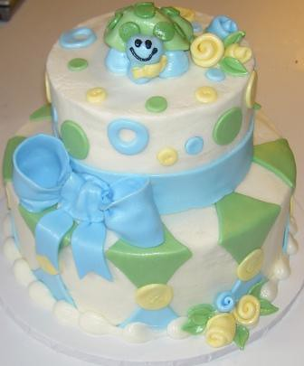 turtle baby shower cake ideas and designs