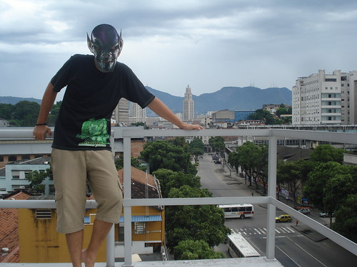 Skrull on Rio de Janeiro