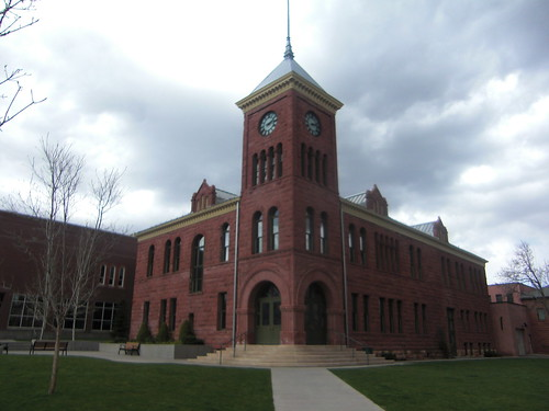 Flagstaff County Court House