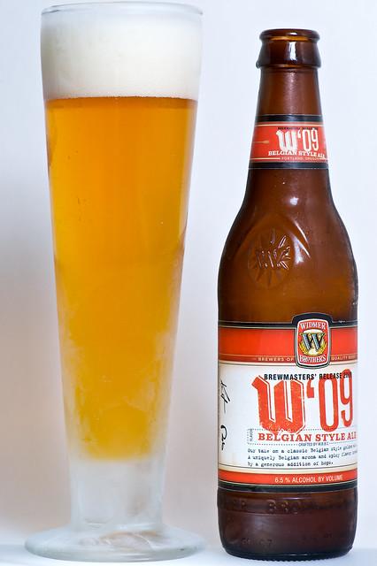 W '09 Belgian Style Ale